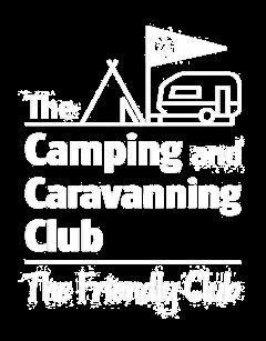 Camping & caravanning club logo