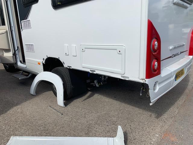 Motorhome Insurance Repair